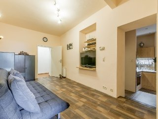 Apartment 414 m from the center of Hanover with Internet, Parking, Washing machi