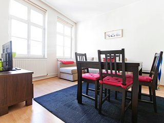 Apartment in the center of Brussels with Internet (524537)