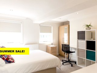 LONDON EYE! TOP LOCATION★ BUDGET★2bed2bath★ XXL★ CLEAN