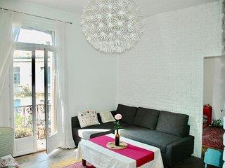Bel appartement lumineux - Central Montpellier