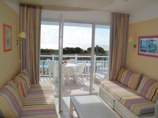 Appartement C105, T2 vue panoramique mer