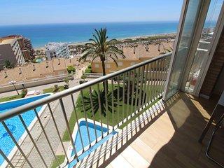 Sea View Beach Apartment