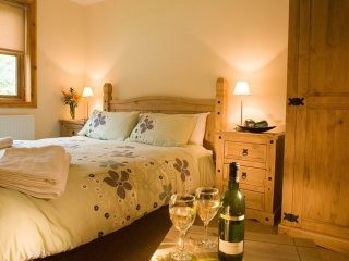 3. York Lodge with Hot Tub, WiFi, Tranquil, Romantic location close to York