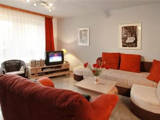 Delightful flat with patio on the island of Sylt