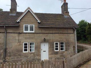 No 1 Northwood Farm Cottages, Stanton Lane, Ellastone, Ashbourne, Derbyshire.