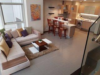 Luxury one bedroom duplex apartment near City Centre Mall in Manama