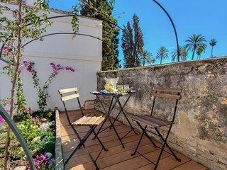 Casa junto a Real Alcazar de Sevilla, barrio Santa Cruz