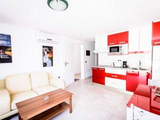 SOL MOGAN SUITES. Apartamento estandar con terraza. 1 dormitorio