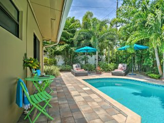 3BR Fort Lauderdale Area House w/Pool & Spa!