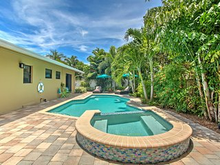 NEW! 3BR Fort Lauderdale Area House w/Pool & Spa!