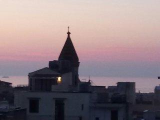 Plein centre,Grand appartement au charme Sicilien