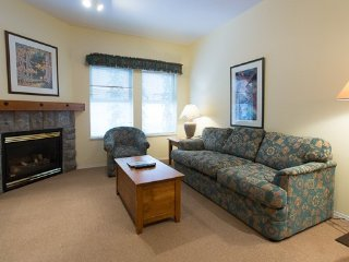 1 Bedroom Condo + Alcove at Silver Creek Lodge in Silver Star