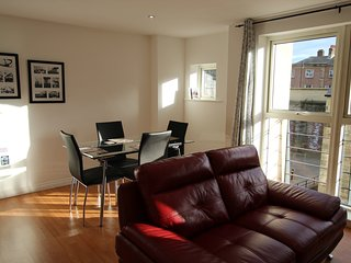 Newcastle/Gateshead Apartment & free secure parking