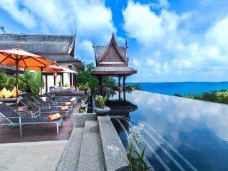 Luxury 10 Bedroom Sea View Villa in Surin