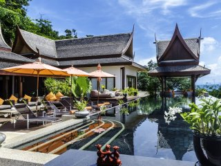 Luxury Small Boutique Resort Villa Baan Phu Prana - book your room individually