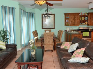 20% OFF,  BEACHVIEW, 6BDRM/4BA,HEATED GORGEOUS POOL, JACUZZI, BILLIARD TABLE