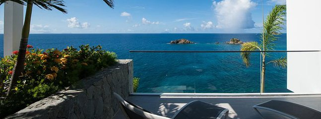 Villa Axel Rocks 2 Bedroom (Situated On The Hillside Of Gustavia. Facing The
