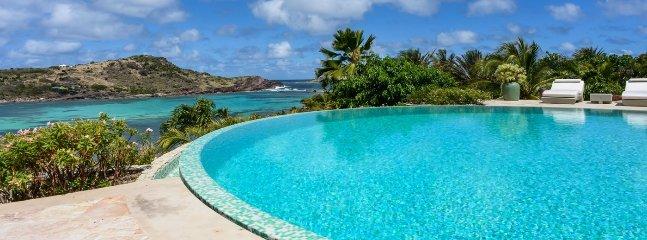 Villa Papaye  # Ocean View # Located in  Fabulous Petit Cul de Sac with Private