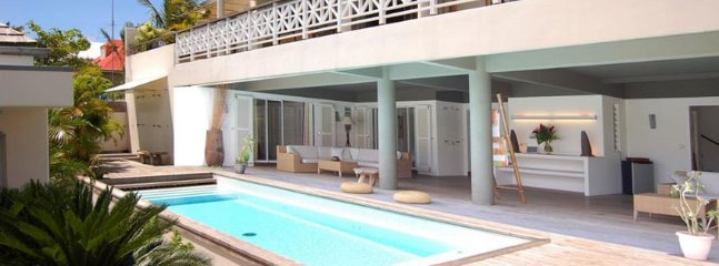 Villa La Pointe 2 Bedroom (Situated In Gustavia, With Its Eight Bedrooms, It Is