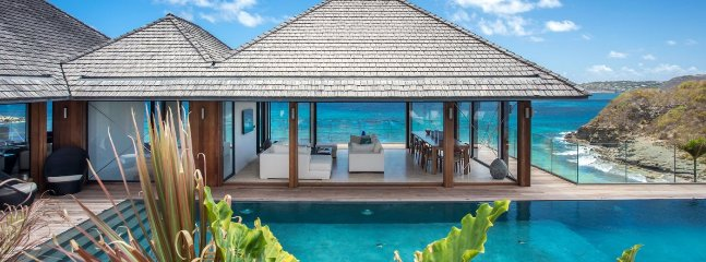 Villa Lital 7 Bedroom (Situated On The Hillside Of Anse Des Cayes. Very