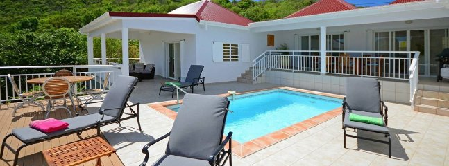 Villa Bonjour 1 Bedroom (A Nice House Rental In St Barths. This Villa Is