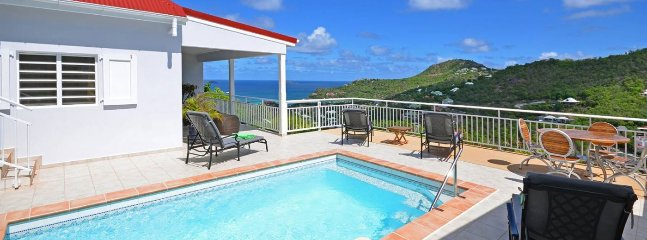 Villa Bonjour 2 Bedroom (A Nice House Rental In St Barths. This Villa Is