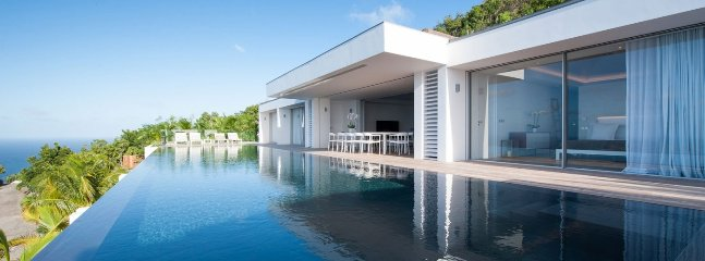 Villa Ginger 3 Bedroom (An Extraordinary Villa Situated At The Top Of The