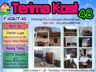 Indonesia long term rental in Java, Surabaya