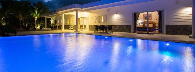 Villa Good News  - Ocean Front :: Located in  Magnificent Petit Cul de Sac with