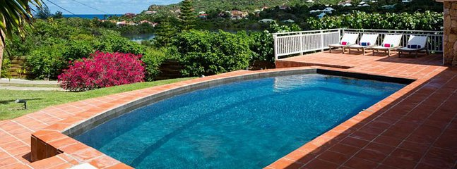 Villa Kir Royal 4 Bedroom (Situated In Saint Jean, This Spacious Villa Has Four