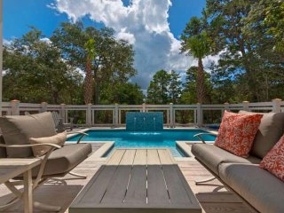Luxurious New 30A Beach Home - Relax Poolside in Private Pool