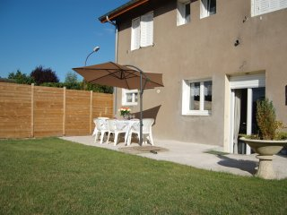 Gite 'Au Sud De Metz' avec jardin - 3 chambres, 6 personnes,
