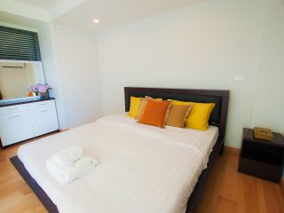 King-Studio Apartment_3B City & Mountain View - Rocco HuaHin Condominium