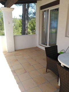 estudio residencial privado terraza grande