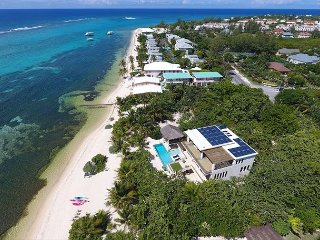 WINTER SPECIAL - 5BR Oceanfront Estate - Nirvana by Luxury Cayman Villas