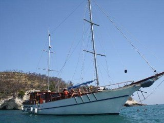 Settimana in Caicco alle Isole Tremiti dal 26 agosto al 1 settembre 2018