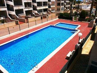 Apartamento Relax en residencial con piscina comunitaria