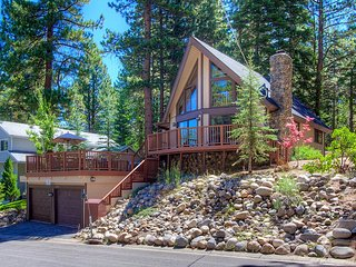 Absolutely adorable Tahoe A Frame Style Cabin ~ RA45153
