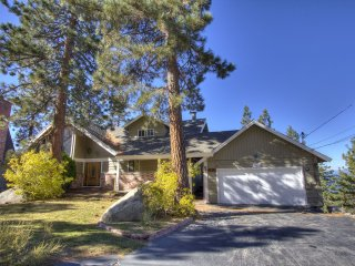 Enjoy Spectacular Views of Lake Tahoe from Large Home ~ RA771