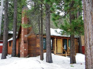 Adorable Old Tahoe Cabin with Amazing Remodel ~ RA741