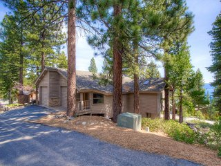Gorgeous 5BR Lake View Home Located in Incline Village