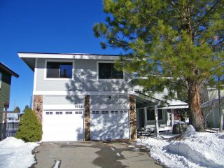 Tahoe Keys Waterfront Home with private dock and hot tub ~ RA45161