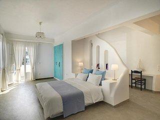 ALONI HOTEL DOUBLE ROOM SEA VIEW