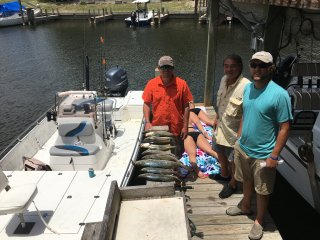 Hurricane Vacancies Storm Specials - Gun Cay #1, Fish From Deck,