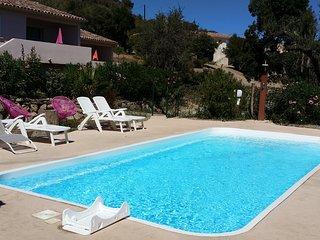 Agreable villa 3 pieces au calme