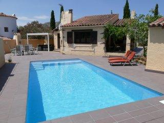 Villa França con piscina privada & 3 dormitorios!