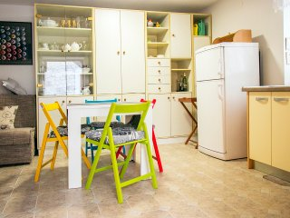 Apt for 4 only 60 meters from the Beach in Kastel Stari near Split&Trogir