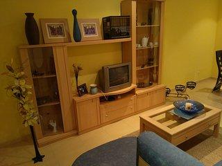 Apartamento muy confortable y céntrico. A 5 minutos de la playa a pìe.