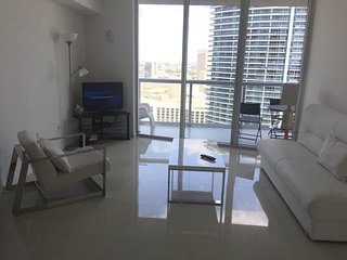 Miami 'W' Brickell fully furnished 1bdrm/1bath, please email for discount rates!