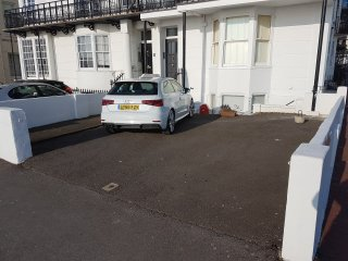 PARKING SPACE ONLY FOR 1 CAR. NO ROOM, ACCOMMODATION OR ANY FACILITIES.